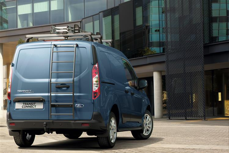 FORD TRANSIT CONNECT 1.5 EcoBlue 120ps Limited Van