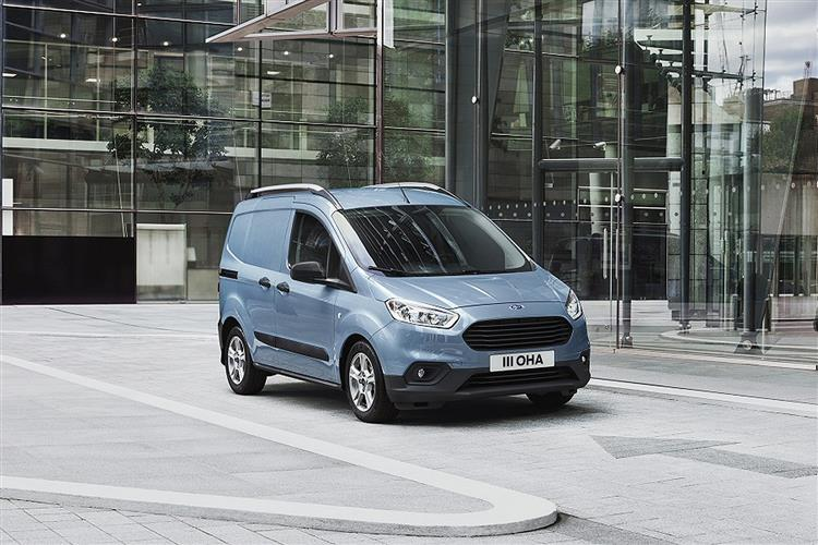 Ford TRANSIT COURIER 1.5 TDCi Leader 6dr [6 Speed] [Start Stop]