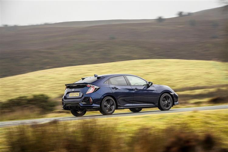 Honda New Civic 1.0 I-VTEC Turbo SE 5dr CVT image 4