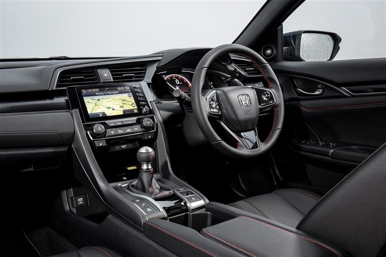 Honda Civic TYPE R 2.0 VTEC Turbo Type R GT 5dr image 20