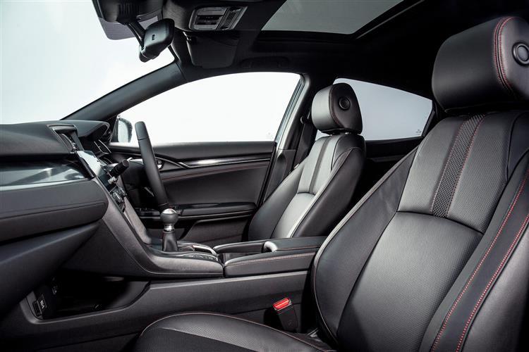 Honda New Civic 1.0 I-VTEC Turbo SE 5dr CVT image 8