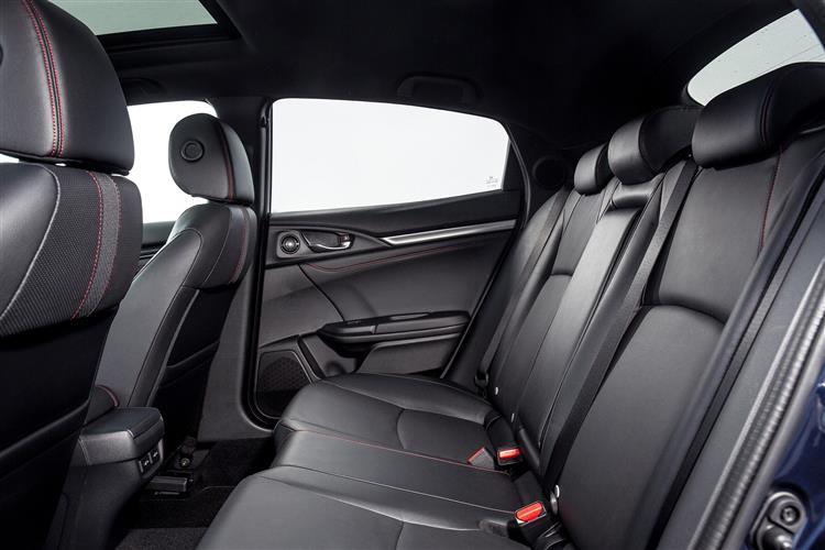 Honda New Civic 1.0 I-VTEC Turbo SE 5dr CVT image 9