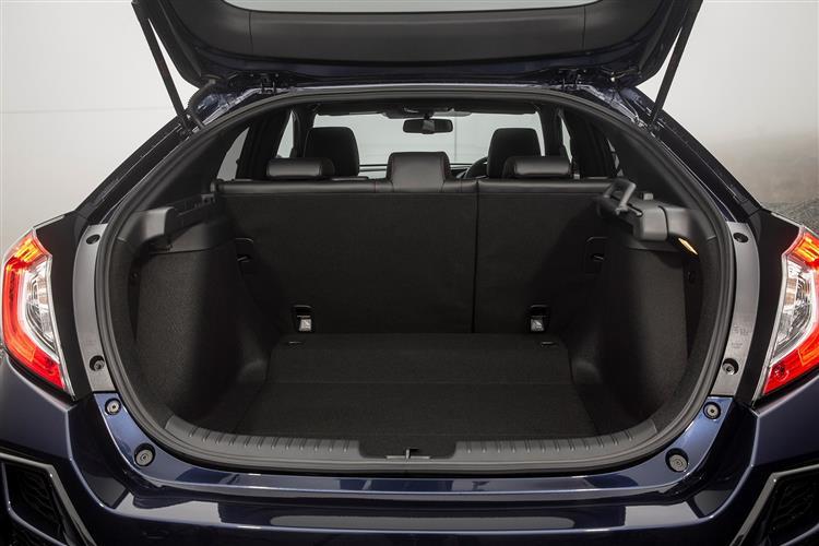 Honda New Civic 1.0 I-VTEC Turbo SE 5dr CVT image 10