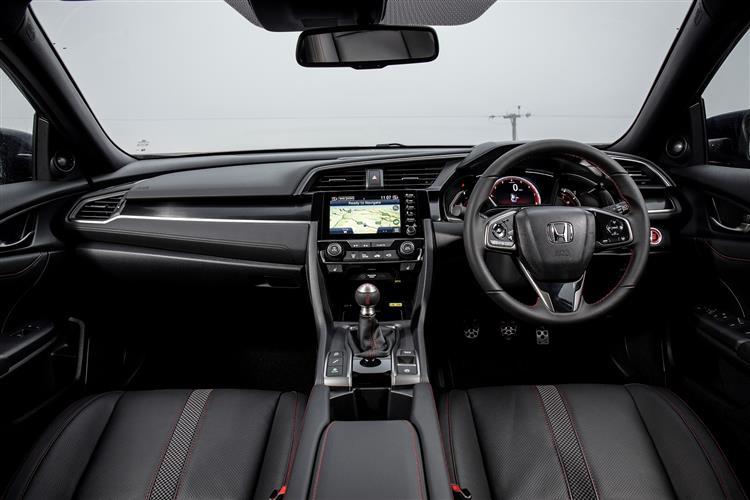 Honda Civic TYPE R 2.0 VTEC Turbo Type R GT 5dr image 24