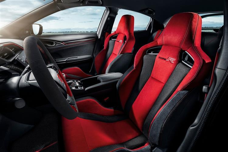 Honda Civic TYPE R 2.0 VTEC Turbo Type R GT 5dr image 12