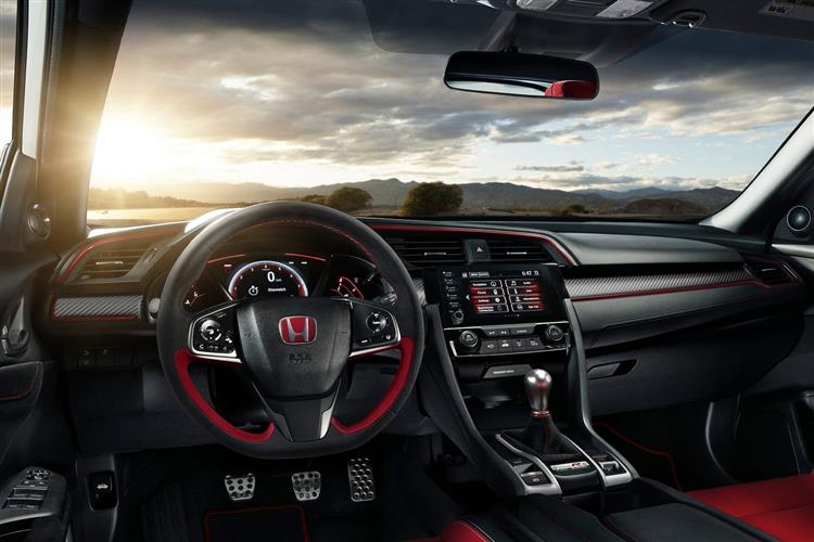 Honda Civic TYPE R 2.0 VTEC Turbo Type R GT 5dr image 13
