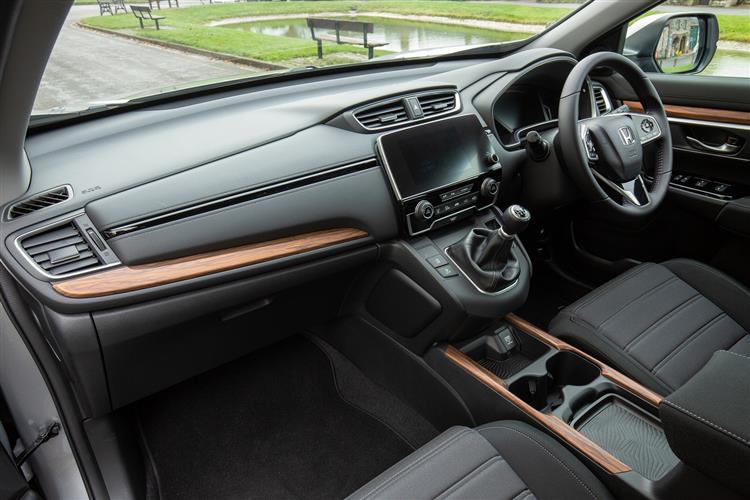 Honda CR-V 1.5 VTEC Turbo SE 5dr 2WD  image 9