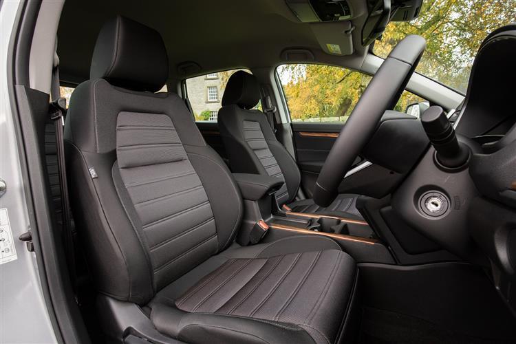 Honda CR-V 1.5 VTEC Turbo SE 5dr 2WD  image 10