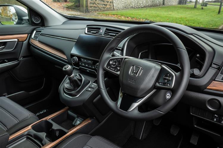 Honda CR-V 1.5 VTEC Turbo SE 5dr 2WD  image 13