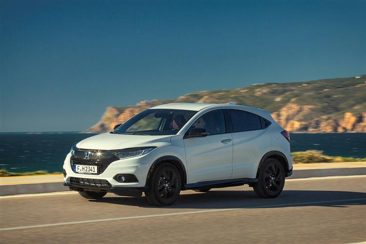 Honda HR-V 1.5 i-VTEC SE CVT 5dr image 10