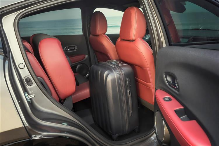 Honda HR-V 1.6 i-DTEC S 5dr image 12