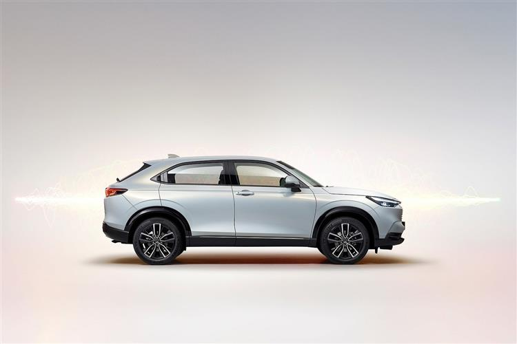 Honda HR-V 1.5 eHEV Advance 5dr CVT Hybrid Hatchback