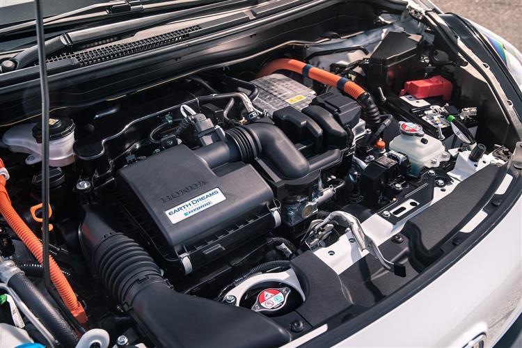 Honda Jazz 1.3 i-Vtec EX 5dr CVT image 6
