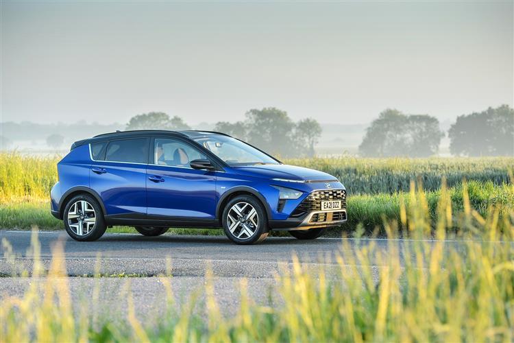 Hyundai Bayon 1.0 TGDi 48V MHEV Ultimate 5dr Petrol Hatchback