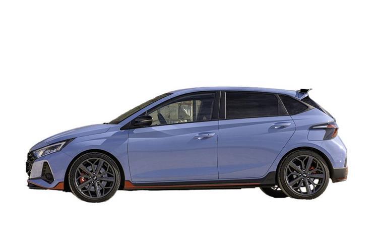 Hyundai i20 1.6T GDi N 5dr Petrol Hatchback