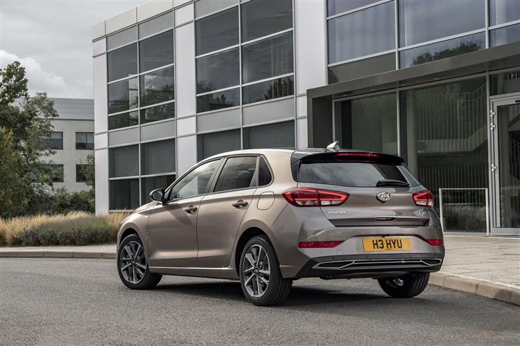Hyundai i30 1.6 CRDi Premium 5dr DCT Diesel Hatchback