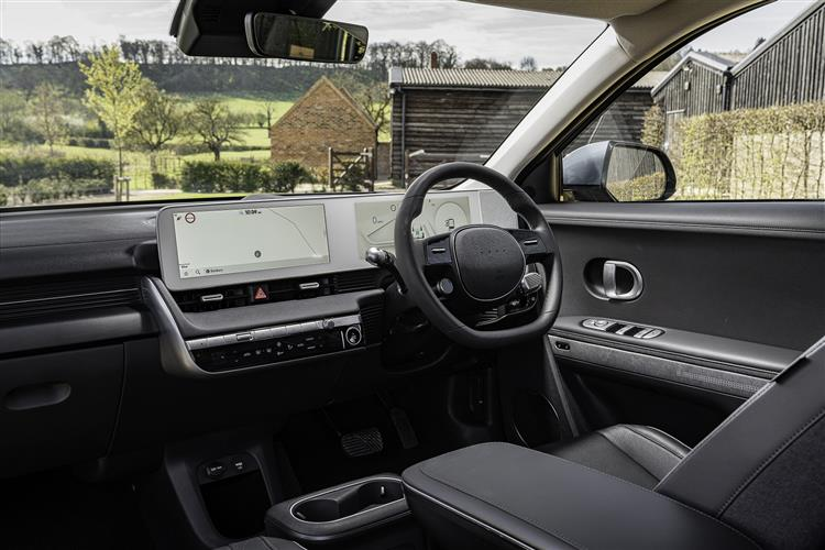 Hyundai IONIQ 5 160kW Ultimate 73 kWh 5dr Auto [Tech] Electric Hatchback