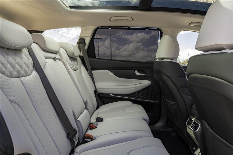 Hyundai Santa Fe 1.6 TGDi Plug-in Hybrid Premium 5dr 4WD Auto Estate