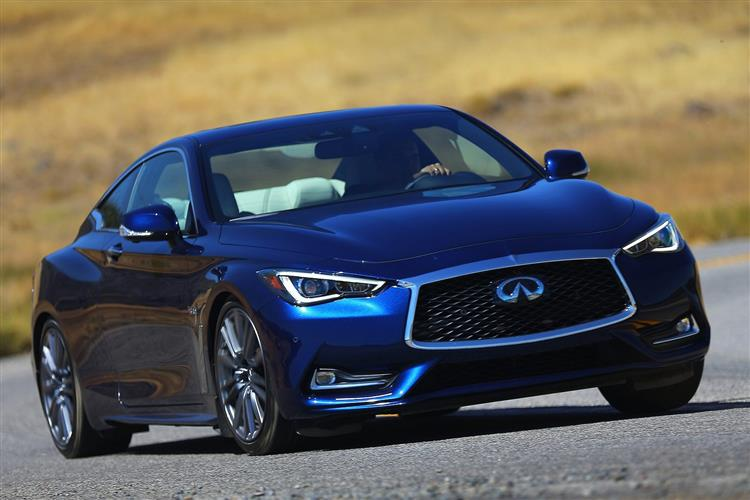 New Infiniti Q60 Coupe review
