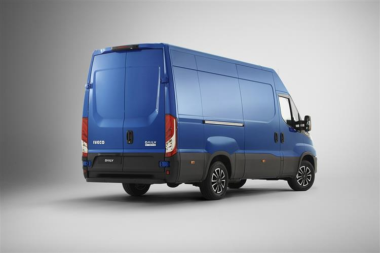 IVECO DAILY 35S16 DIESEL