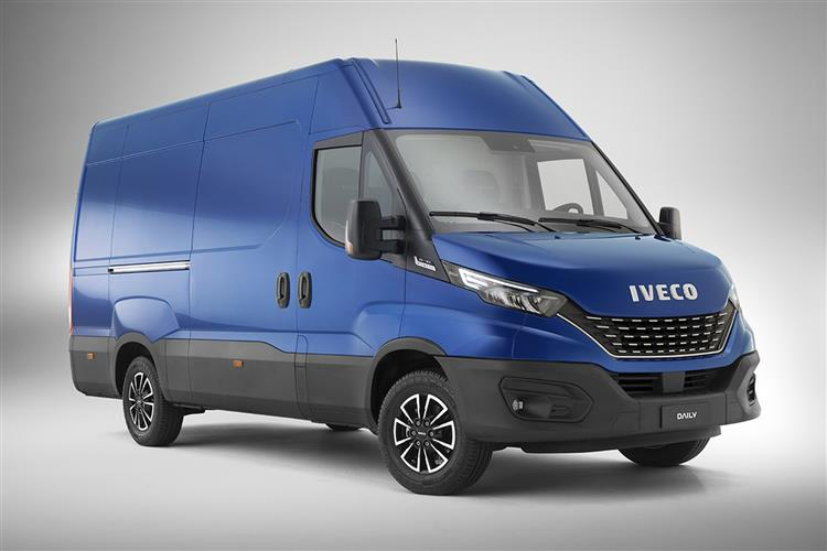 IVECO DAILY 35C14 DIESEL 2.3 3-way Tipper 3450 WB