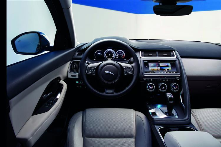 Jaguar E-PACE 2.0d R-Dynamic 5dr image 14