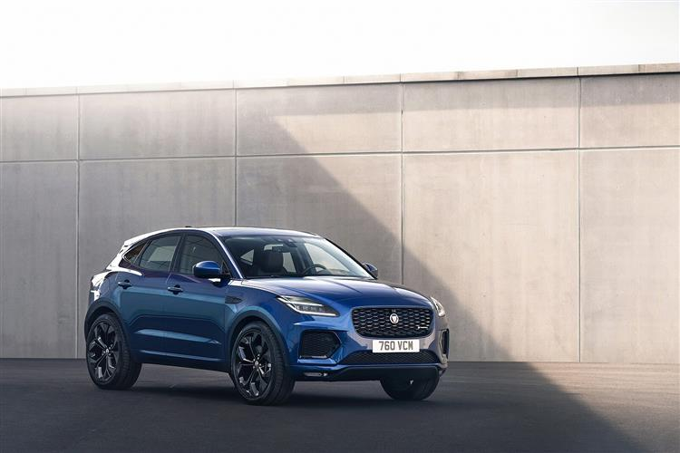 E-PACE ESTATE SPECIAL EDITIONS Image