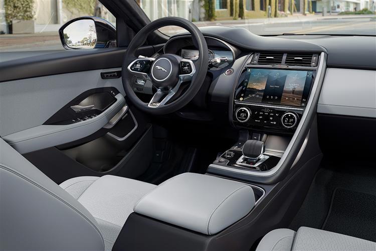 Jaguar E-PACE 2.0d R-Dynamic S 5dr 2WD image 7