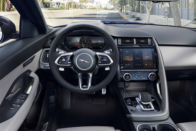 Jaguar E-PACE 2.0d R-Dynamic S 5dr 2WD image 8