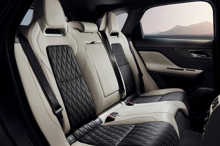 Jaguar F-PACE 2.0d Prestige 5dr Auto AWD image 8