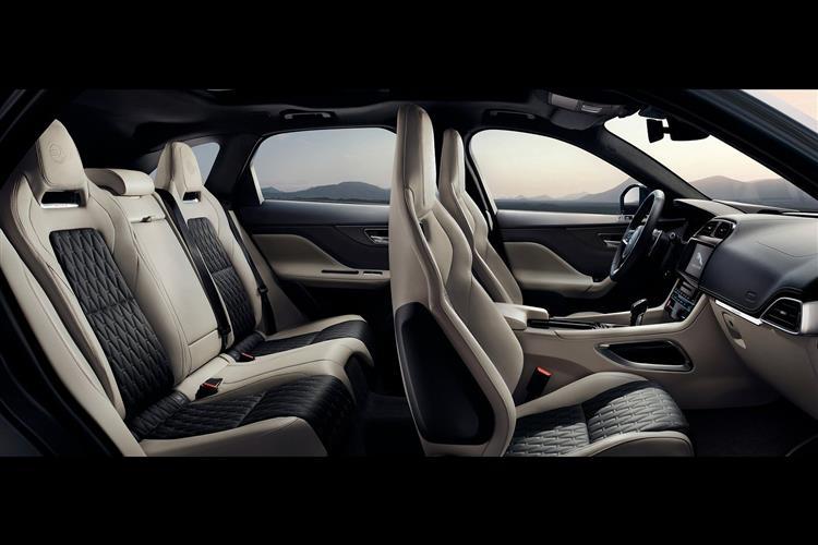 Jaguar F-PACE 2.0d Prestige 5dr Auto AWD image 10