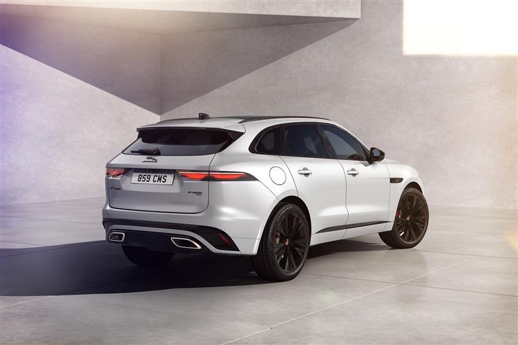 Jaguar F-PACE 2.0 D200 R-Dynamic S 5dr Auto AWD image 3