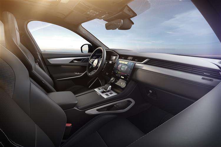 Jaguar F-PACE 2.0 D200 R-Dynamic S 5dr Auto AWD image 6