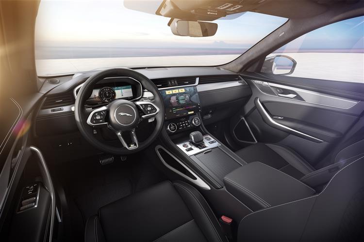 Jaguar F-PACE 2.0 D200 R-Dynamic S 5dr Auto AWD image 7