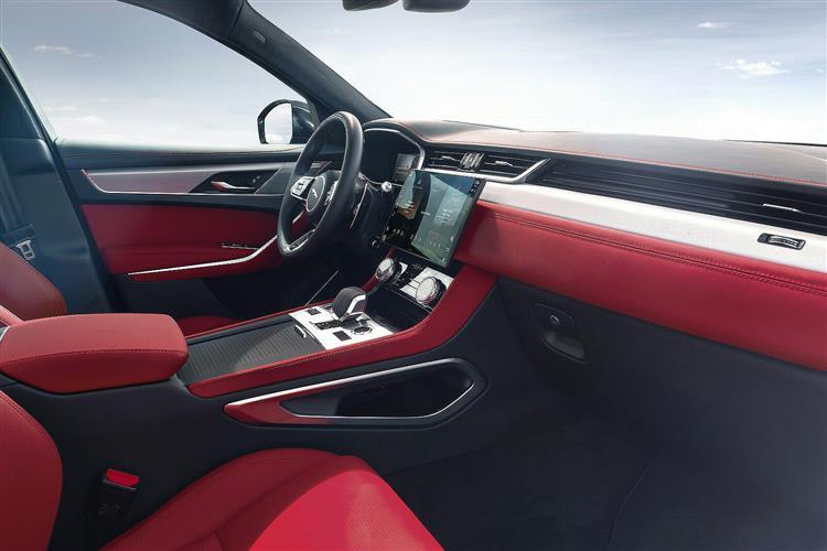 Jaguar F-PACE 2.0 D200 R-Dynamic S 5dr Auto AWD image 8