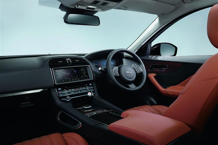 Jaguar F-PACE 2.0d Prestige 5dr Auto AWD image 17