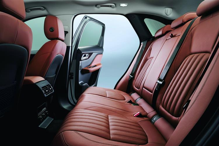 Jaguar F-PACE 2.0d Prestige 5dr Auto AWD image 18