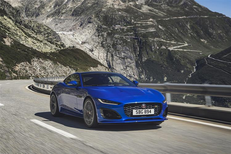 Jaguar F-TYPE 3.0 Supercharged V6 R-Dynamic 2dr image 3