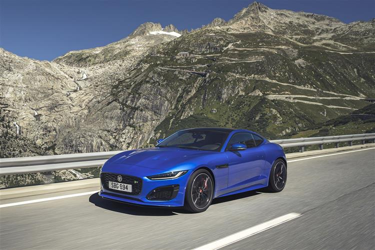 Jaguar F-TYPE 3.0 Supercharged V6 R-Dynamic 2dr image 4