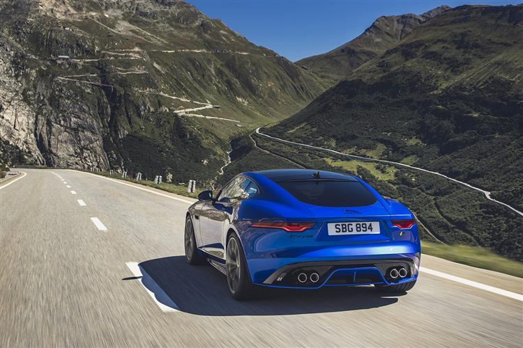 Jaguar F-TYPE 3.0 Supercharged V6 R-Dynamic 2dr image 5