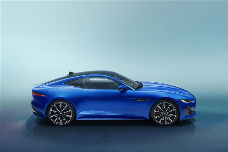 Jaguar F-TYPE 3.0 Supercharged V6 R-Dynamic 2dr image 7