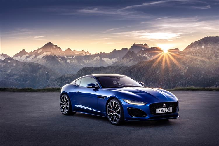Jaguar F-TYPE 3.0 Supercharged V6 R-Dynamic 2dr image 9