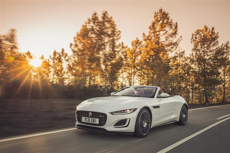 Jaguar F-TYPE 3.0 [380] Supercharged V6 R-Dynamic 2dr Auto image 2