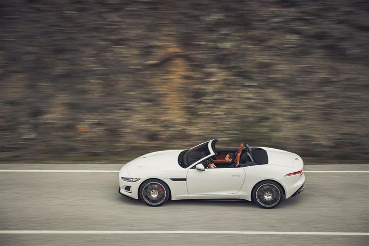 Jaguar F-TYPE 3.0 [380] Supercharged V6 R-Dynamic 2dr Auto image 3