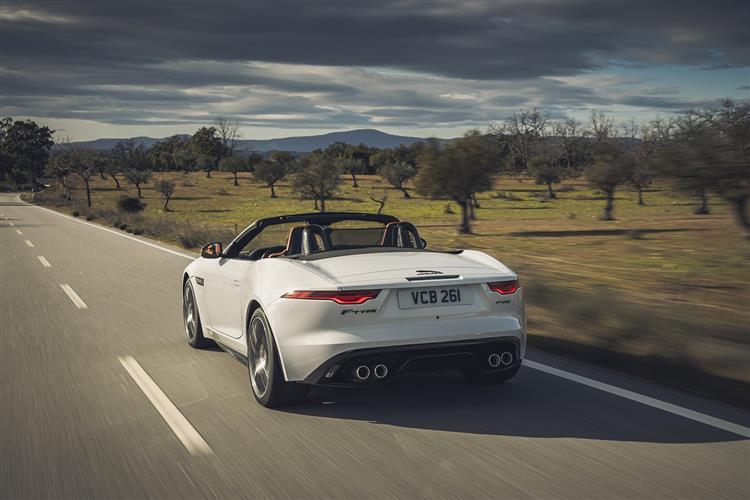 Jaguar F-TYPE 3.0 [380] Supercharged V6 R-Dynamic 2dr Auto image 4