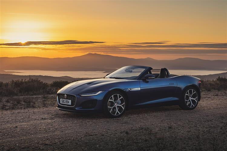 Jaguar F-TYPE 3.0 [380] Supercharged V6 R-Dynamic 2dr Auto image 5