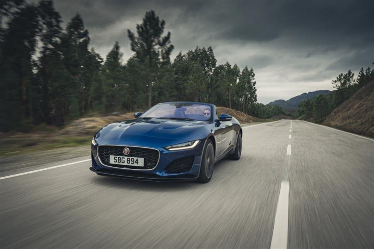 Jaguar F-TYPE 3.0 [380] Supercharged V6 R-Dynamic 2dr Auto image 6
