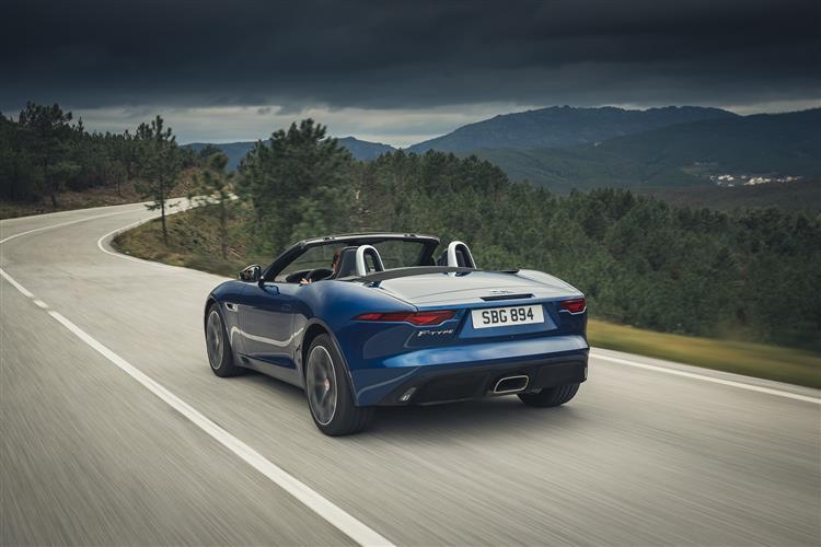 Jaguar F-TYPE 3.0 [380] Supercharged V6 R-Dynamic 2dr Auto image 7