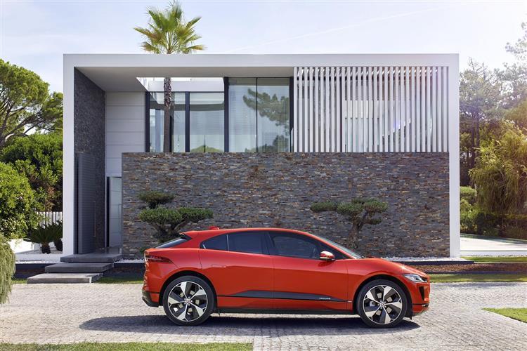 Jaguar I-PACE 294kW EV400 HSE 90kWh 5dr Auto image 1