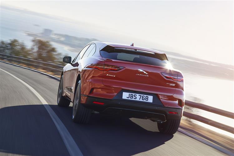Jaguar I-PACE 294kW EV400 SE 90kWh 5dr Auto image 5